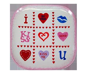 Pleasanton Valentine's Tic Tac Toe