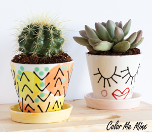 Pleasanton Cute Planters