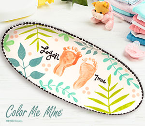 Pleasanton Tropical Baby Tray