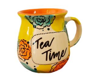 Pleasanton Tea Time Mug