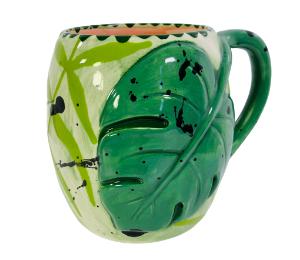 Pleasanton Monstera Mug