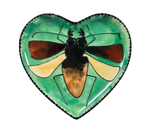 Pleasanton Titan Beetle Plate