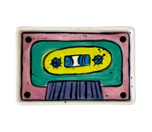 Pleasanton Mix Tape Tray